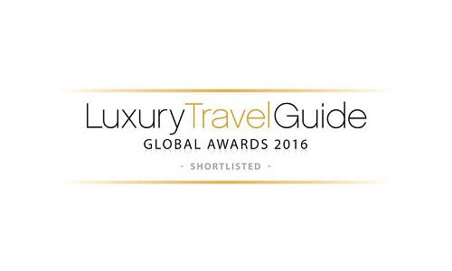 2016 Global Awards Shortlisted by Luxury Travel Guide to Aitor Delgado Tours