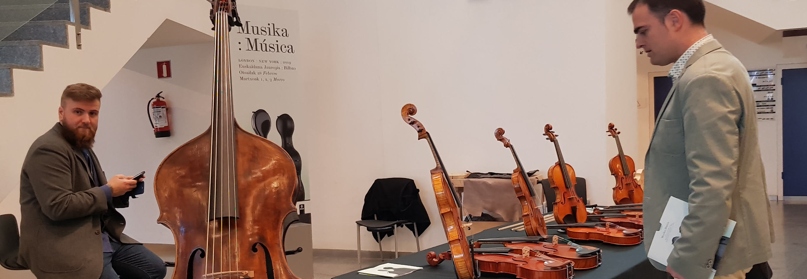 Classical instruments producer